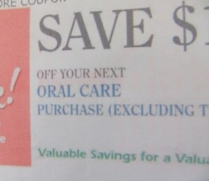 You're not helping, coupon.