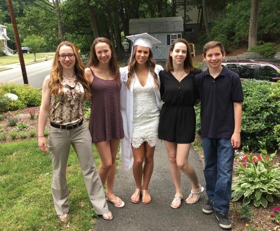 June 2016, #3 Graduation.